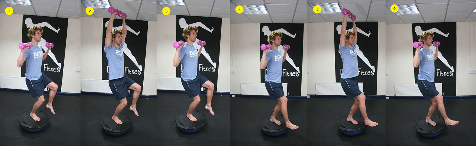 Surfing Leg Exercise 54